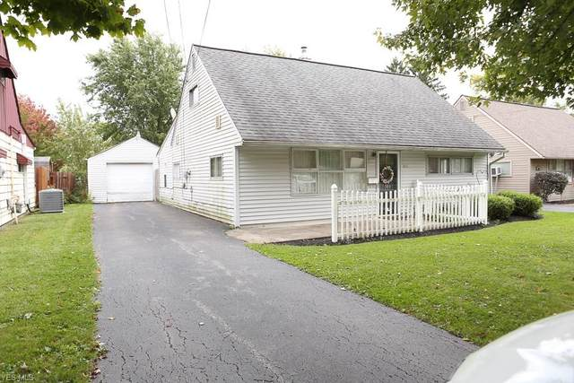 285 N Edgehill Avenue, Youngstown, OH 44515 (MLS #4230881) :: The Holly Ritchie Team