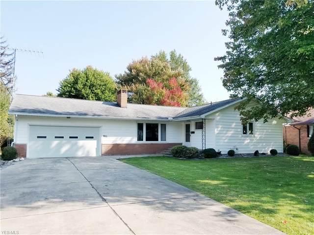 922 Fair Avenue, Salem, OH 44460 (MLS #4230893) :: The Art of Real Estate