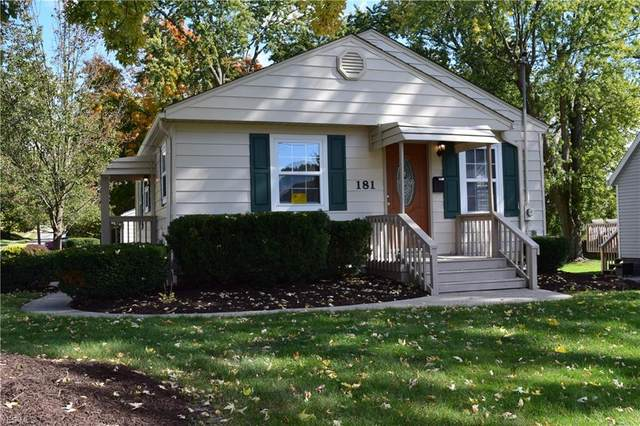 181 28th Street NW, Barberton, OH 44203 (MLS #4230958) :: The Holden Agency