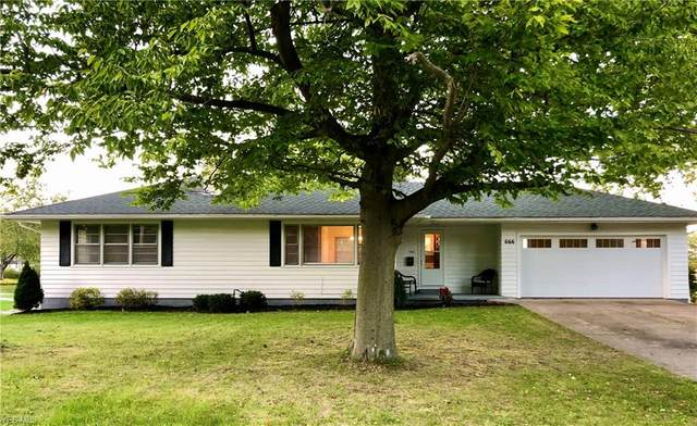 666 Ridgewood Drive, Wooster, OH 44691 (MLS #4230969) :: Tammy Grogan and Associates at Cutler Real Estate