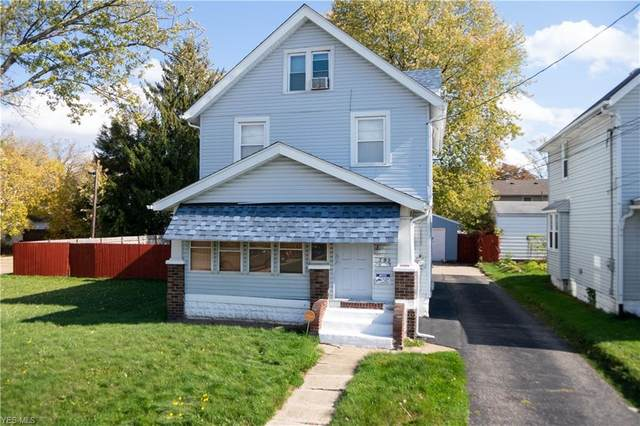 793 Elma Street, Akron, OH 44310 (MLS #4230989) :: RE/MAX Trends Realty