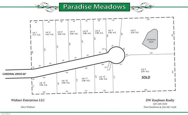 Cardinal, Rittman, OH 44270 (MLS #4231026) :: Select Properties Realty
