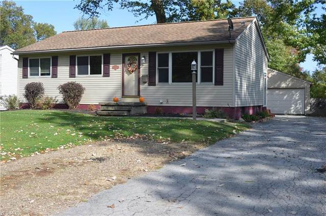 281 S Inglewood Avenue, Youngstown, OH 44515 (MLS #4231078) :: Select Properties Realty