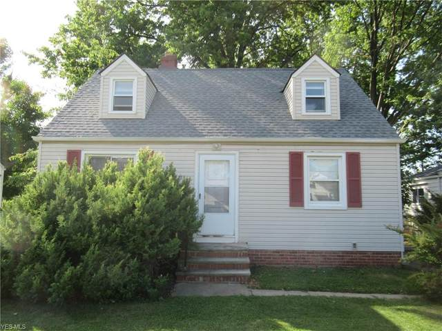 844 E 260th Street, Euclid, OH 44132 (MLS #4231277) :: Krch Realty