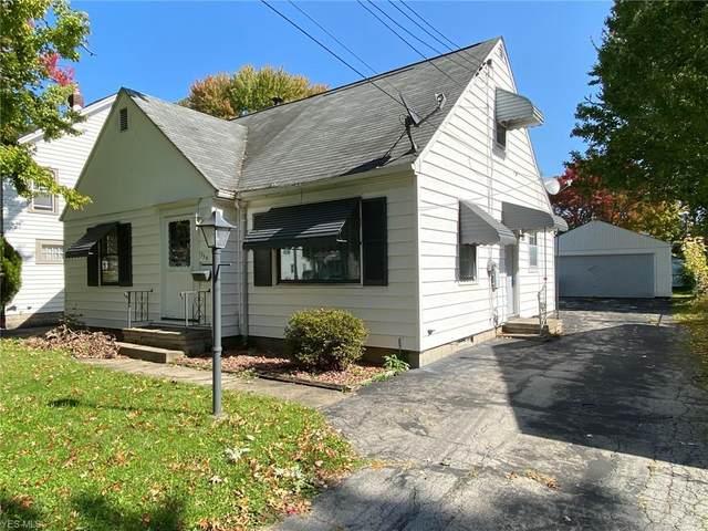 350 Kenmore, Warren, OH 44483 (MLS #4231294) :: The Holden Agency