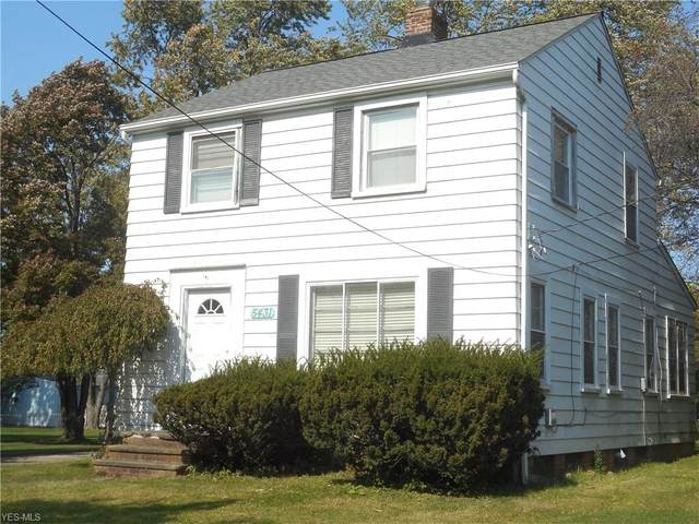 5431 Summit Road, Lyndhurst, OH 44124 (MLS #4231305) :: The Art of Real Estate