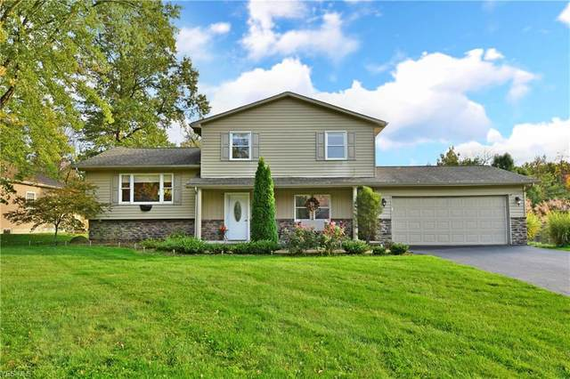 874 Shadowood Lane SE, Warren, OH 44484 (MLS #4231399) :: The Holly Ritchie Team