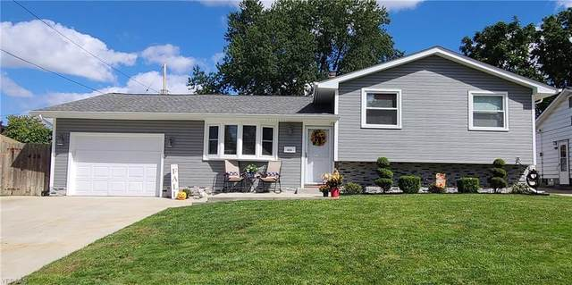 426 Spring Road, Cleveland, OH 44109 (MLS #4231400) :: RE/MAX Trends Realty