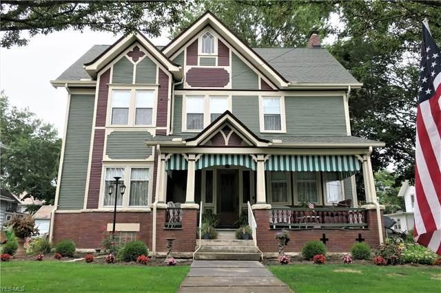 511 Market Street W, Orrville, OH 44667 (MLS #4231464) :: The Art of Real Estate