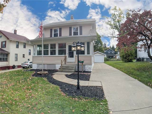 2337 Mount Vernon Avenue, Youngstown, OH 44502 (MLS #4231482) :: The Holden Agency