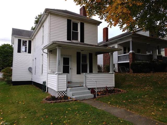 527 Van Horn Avenue, Zanesville, OH 43701 (MLS #4231485) :: The Holly Ritchie Team
