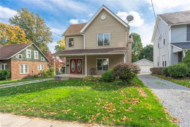 231 W Tenth, Salem, OH 44460 (MLS #4231486) :: The Art of Real Estate