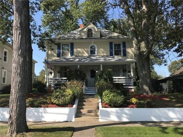 511 N Vine Street, Orrville, OH 44667 (MLS #4231562) :: The Art of Real Estate