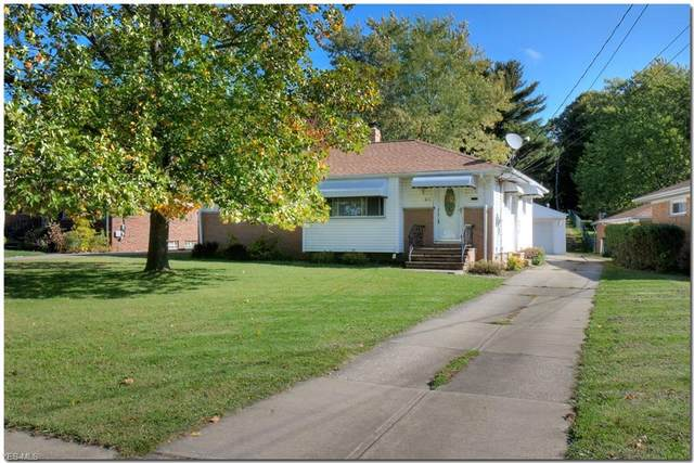 873 High St, Bedford, OH 44146 (MLS #4231595) :: The Holden Agency