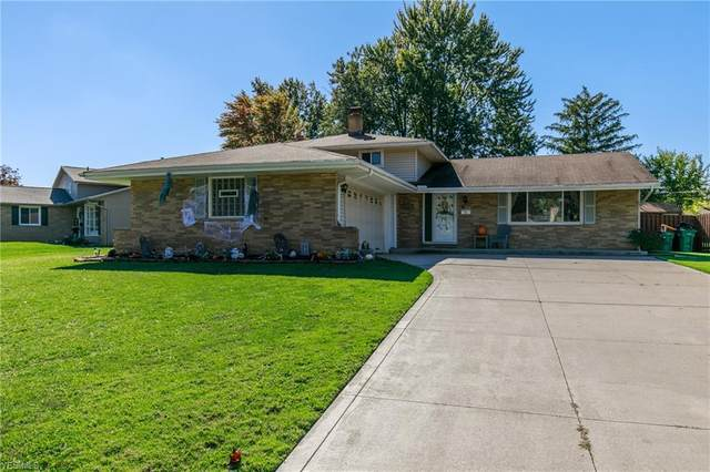 1628 N Circle View Drive, Seven Hills, OH 44131 (MLS #4231619) :: Select Properties Realty