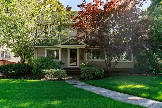 4523 South Hills Drive, Cleveland, OH 44109 (MLS #4231658) :: Krch Realty
