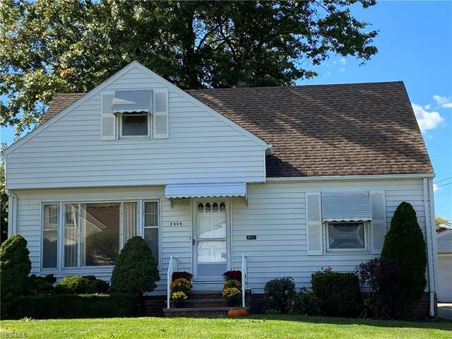 5404 E 132nd Street, Cleveland, OH 44125 (MLS #4231660) :: The Holden Agency