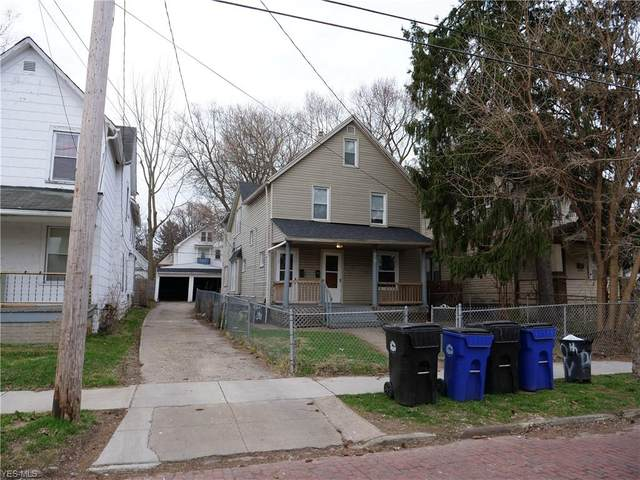 7807 Wentworth Avenue, Cleveland, OH 44102 (MLS #4231675) :: RE/MAX Trends Realty
