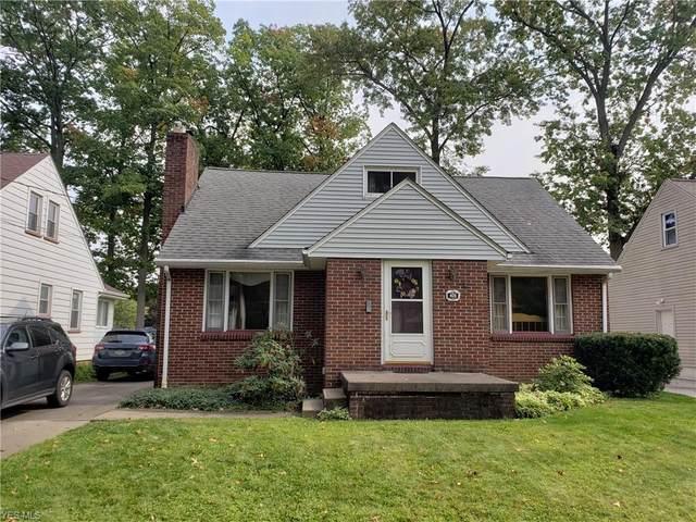 408 Willard Avenue NE, Warren, OH 44483 (MLS #4231691) :: The Holden Agency