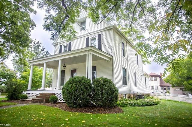 303 N Broadway Street, Medina, OH 44256 (MLS #4231748) :: The Holly Ritchie Team
