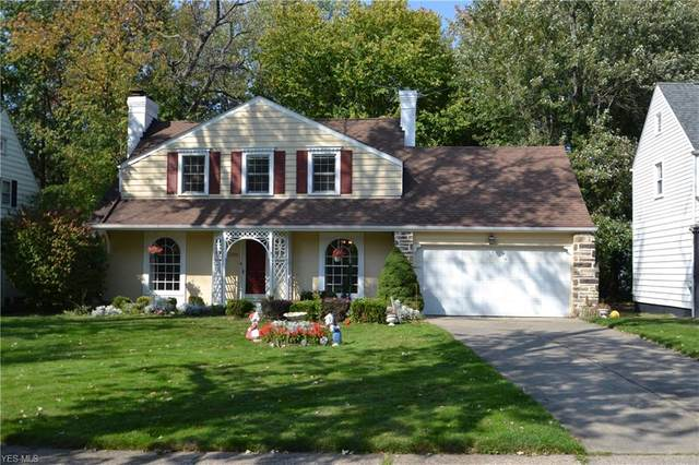 3369 Seaton Road, Cleveland, OH 44118 (MLS #4231755) :: The Art of Real Estate