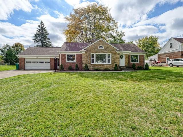 288 Mapleview Drive, Seven Hills, OH 44131 (MLS #4231813) :: Krch Realty