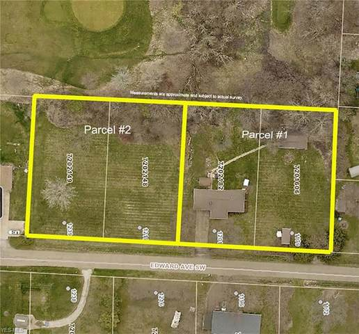 Edward Avenue SW, Massillon, OH 44647 (MLS #4231887) :: The Art of Real Estate