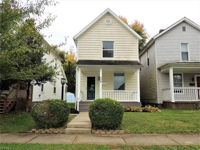 136 E Indiana Avenue, Sebring, OH 44672 (MLS #4231904) :: Select Properties Realty