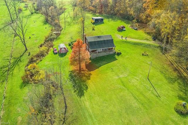 23980 Whiteley Road, Quaker City, OH 43773 (MLS #4231983) :: The Holden Agency