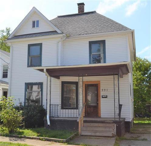 231 Wrights Avenue, Conneaut, OH 44030 (MLS #4232041) :: Krch Realty