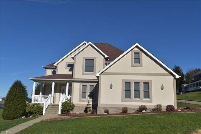 108 Lexington Drive, St. Clairsville, OH 43950 (MLS #4232042) :: Keller Williams Chervenic Realty