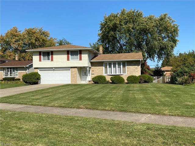 1141 Longridge Drive, Seven Hills, OH 44131 (MLS #4232068) :: RE/MAX Edge Realty