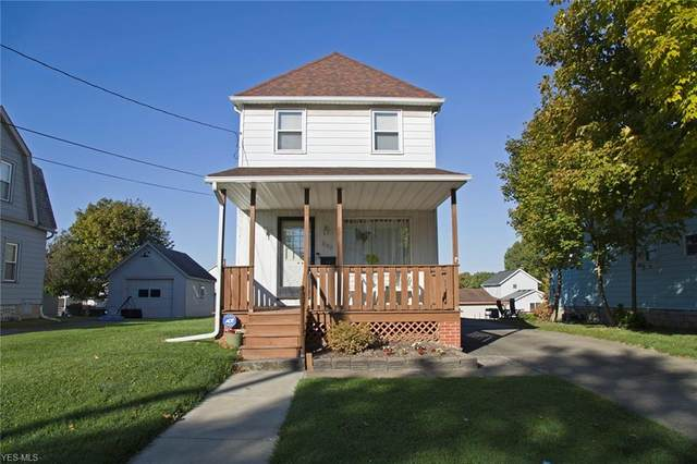 1102 Washington Avenue, Girard, OH 44420 (MLS #4232194) :: RE/MAX Trends Realty