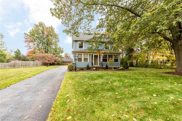 19636 Chagrin Boulevard, Shaker Heights, OH 44122 (MLS #4232196) :: Krch Realty