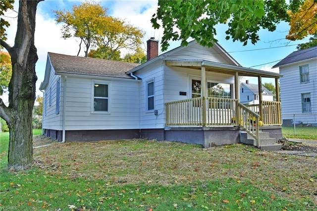 128 Hazel Street, Girard, OH 44420 (MLS #4232315) :: Select Properties Realty