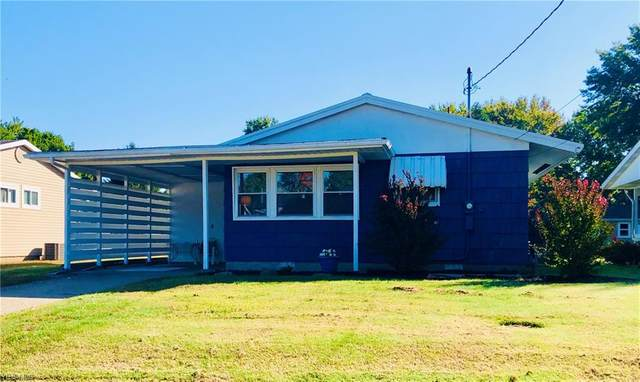 405 Dodge Avenue, Williamstown, WV 26187 (MLS #4232398) :: Keller Williams Chervenic Realty