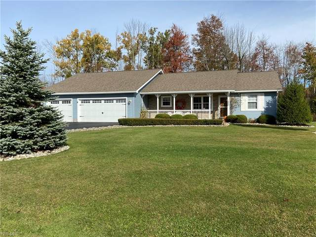 811 Perry Road, Jefferson, OH 44047 (MLS #4232425) :: The Holly Ritchie Team