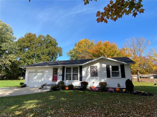 191 Lawnview Avenue, Niles, OH 44446 (MLS #4232436) :: The Art of Real Estate