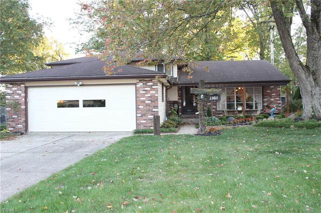 23611 Carriage Lane, North Olmsted, OH 44070 (MLS #4232462) :: The Holden Agency