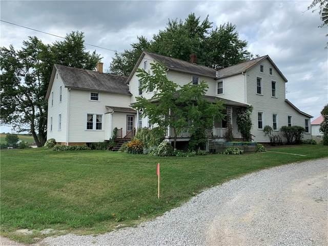 7597 County Road 77, Millersburg, OH 44654 (MLS #4232512) :: Select Properties Realty