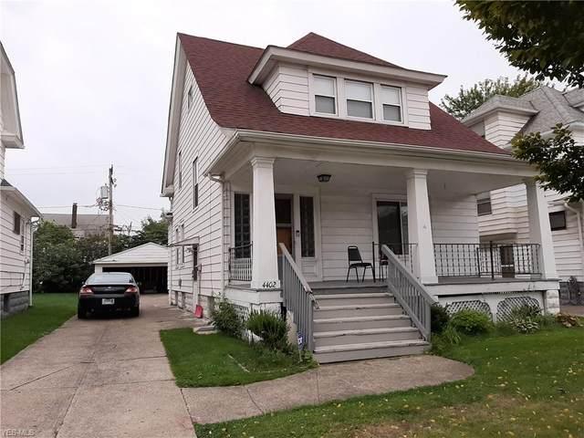 4402 Bridgeview Avenue, Newburgh Heights, OH 44105 (MLS #4232554) :: Tammy Grogan and Associates at Cutler Real Estate