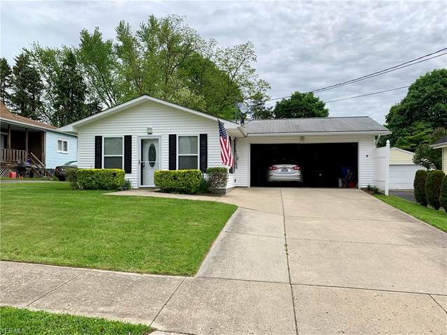 182 Perry Street, Struthers, OH 44471 (MLS #4232581) :: Select Properties Realty