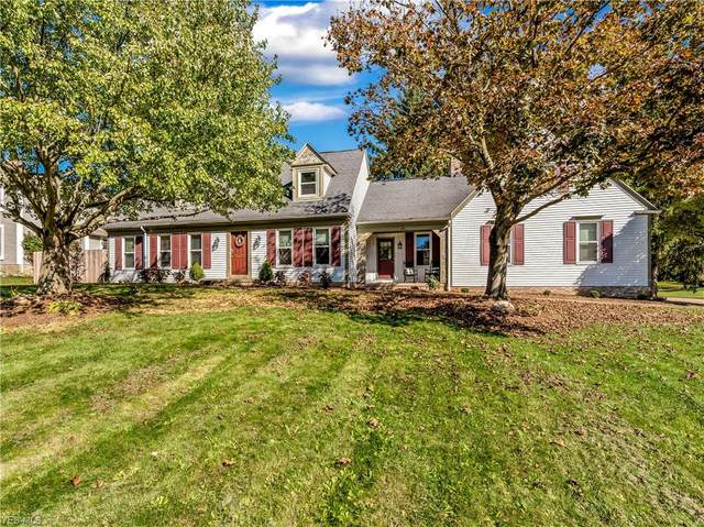 4400 Satinwood Circle NW, Canton, OH 44718 (MLS #4232681) :: Tammy Grogan and Associates at Cutler Real Estate