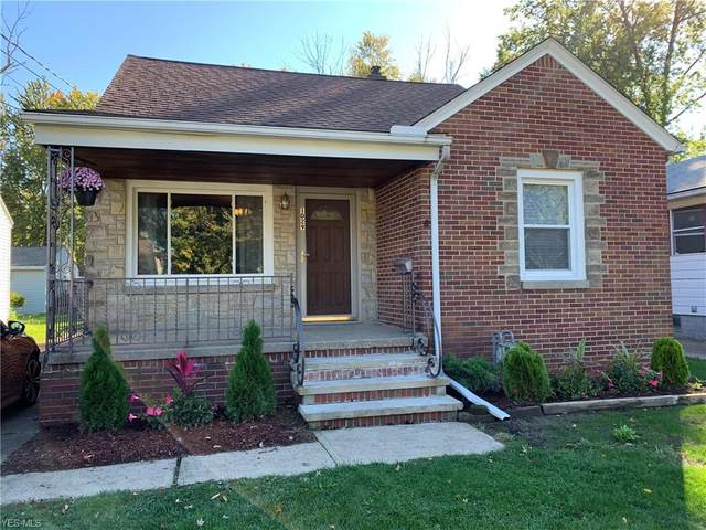 1029 Highland Park Boulevard, Lorain, OH 44052 (MLS #4232778) :: The Art of Real Estate