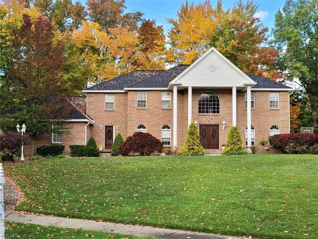 350 Russo Drive, Canfield, OH 44406 (MLS #4232832) :: RE/MAX Valley Real Estate