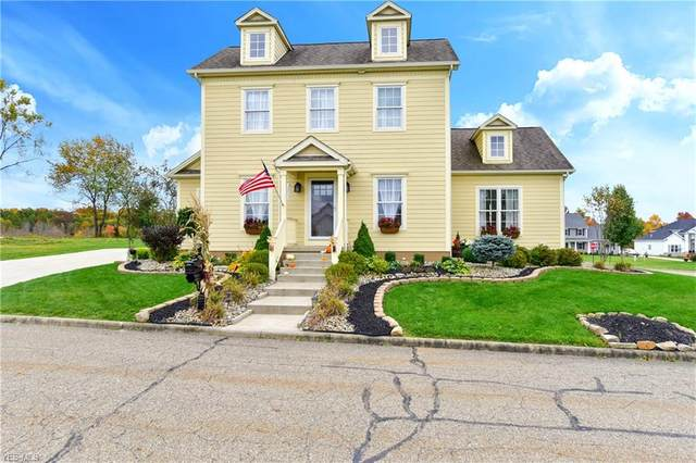 6877 Stone Gate Drive, Canfield, OH 44406 (MLS #4232870) :: RE/MAX Valley Real Estate