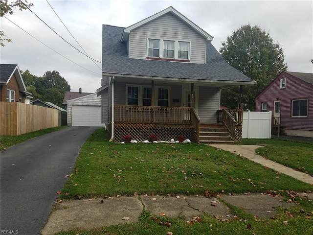 401 Hyde, Niles, OH 44446 (MLS #4232925) :: Select Properties Realty