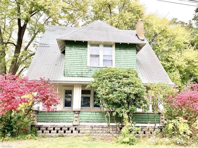 529 Atlantic Street NE, Warren, OH 44483 (MLS #4232929) :: Keller Williams Chervenic Realty