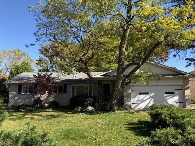 1865 Aldersgate Drive, Lyndhurst, OH 44124 (MLS #4233001) :: The Art of Real Estate