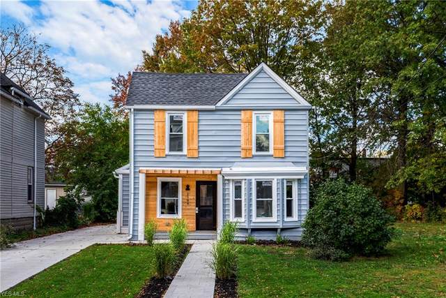 1588 Newman Avenue, Lakewood, OH 44107 (MLS #4233032) :: The Art of Real Estate